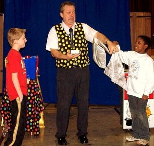 Richard Landry - Children's / Kid's Magician