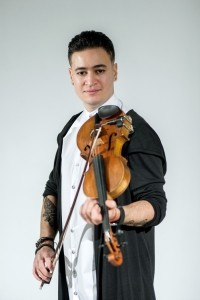 Dmitry Rotkin Violin Show - Violinist