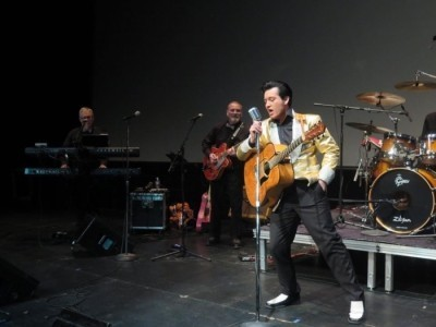 Matthew Boyce - Elvis Tribute Act