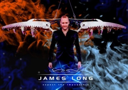 James Long - Stage Illusionist