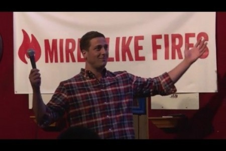 Dan Mires like Fires - Adult Stand Up Comedian