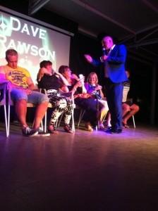 Dave Rawson - Hypnotist