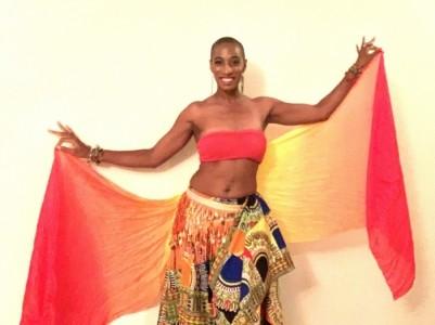 AfroDiva - Belly Dancer