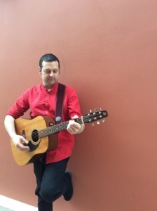 Niall O'Callaghan - Acoustic Guitarist / Vocalist