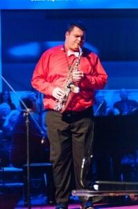 Matt Willard  - Saxophonist
