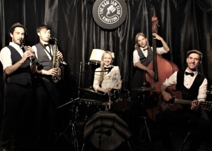 Laura Day - Jazz Band