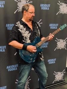 Scott Perham - Guitar Singer