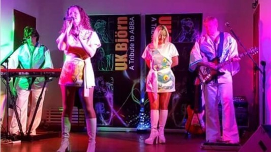UK Bjorn  - Abba Tribute Band