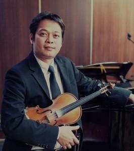Jhonie San Juan - Violinist