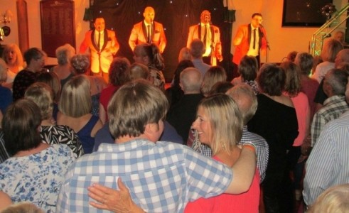 Lets Drift-drifters and Motown review - Tribute Act Group