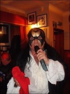 MEETLAAF  COMEDY TRIBUTE SHOW - Comedy Singer