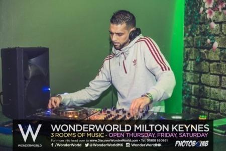 Dj Ace - Nightclub DJ