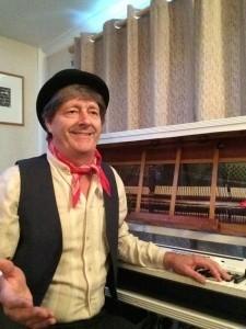 Grenville Hillman - Pianist / Keyboardist