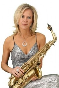 Rike Coetzer - Saxophonist
