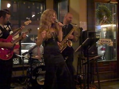 Stephanie Ann Scott  - Jazz Singer