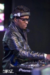 Dj JUST-IN YANU - Nightclub DJ