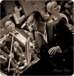 Vassil Petrov sings SINATRA - Frank Sinatra Tribute Act