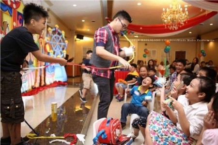 Dale Rubio's Not your Usual Magic Experience - Children's / Kid's Magician