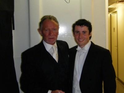 Dominic Mc Gorian Tenor - Classical Singer