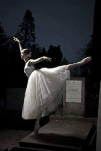Raluca Sut Gherman - Ballet Dancer