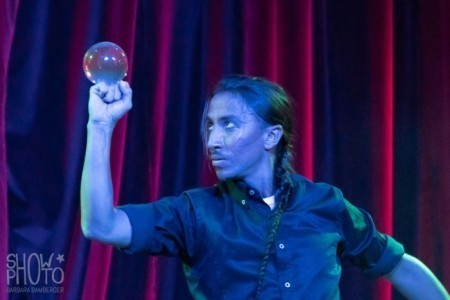 Juan Sebastian Gonzalez  - Juggler