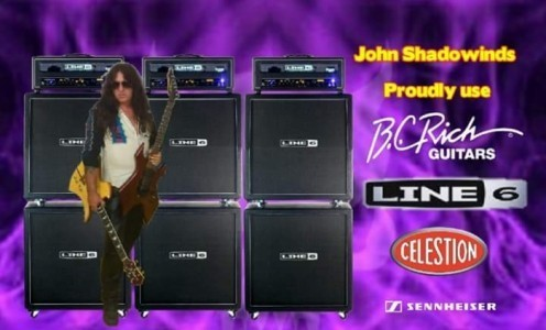 John Shadowinds - Rock Band
