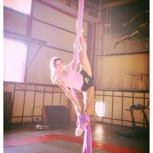 Aerial silk, hoop, pole - Aerialist / Acrobat