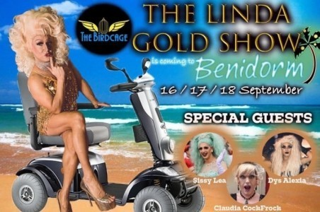 Linda Gold - Drag Queen Act