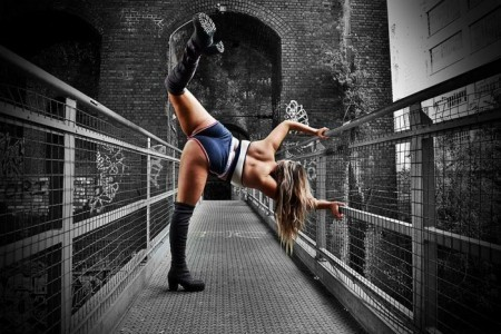 Holly Routley - Female Dancer