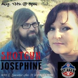 Shotgun Josephine - Duo