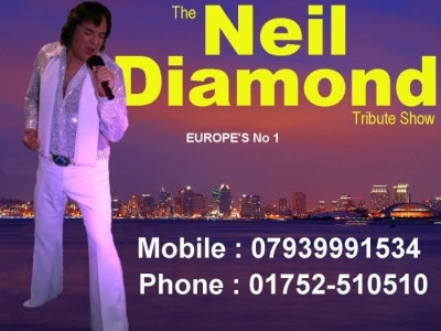 Michael Douglas - Neil Diamond Tribute Act