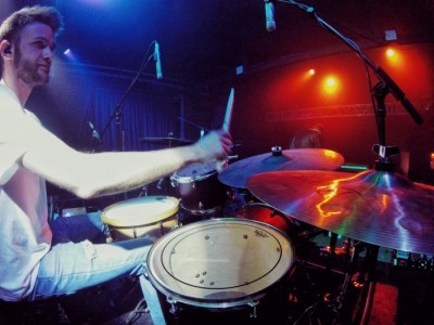 Kyle Wesson - Drummer
