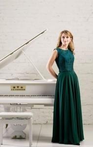 Olha Hlinkina - Pianist / Keyboardist