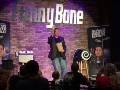 Matthew David Stanley - Comedy Cabaret Magician