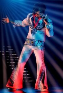Dean Vegas Tribute to Elvis - Elvis Impersonator