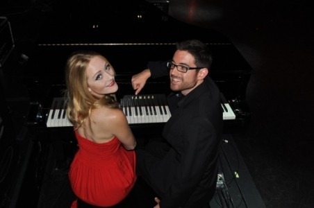 Mandy Dickson and Tim Lillis - Duo