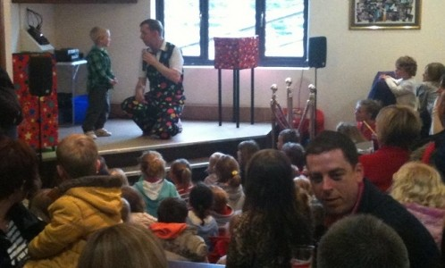 Derby Childrens Entertainer Stuart Brown image
