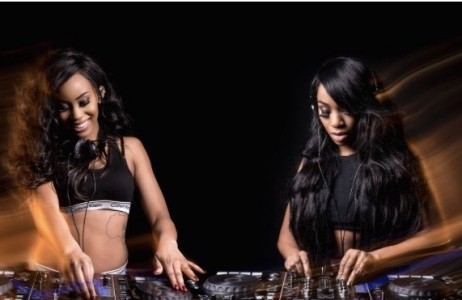 The Sarkè Twin DJs image