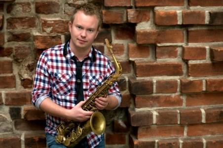 Patryk Wolinski - Saxophonist