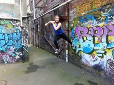 Natalie Morris - Female Dancer