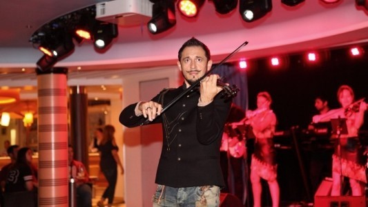 theViolinman - Violinist
