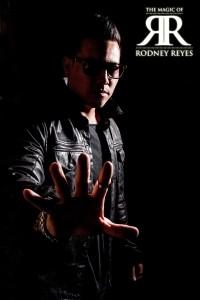 Rodney Reyes Live - Stage Illusionist