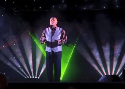 J P MORRIS - Male Singer