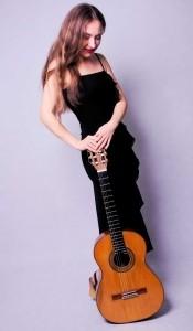 Anna Orlowska - Solo Guitarist