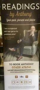 The Amazing Anthony - Mentalist / Mind Reader