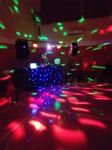 James Watt Party Disco - Party DJ
