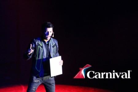 R.J. Cantu: High Voltage Magic  - Stage Illusionist