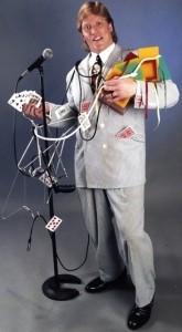 Sparkman - Comedy Cabaret Magician