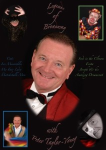 Peter Taylor-Young - Comedy Singer