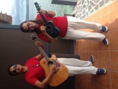 ArDen Duo - Guitar Singer